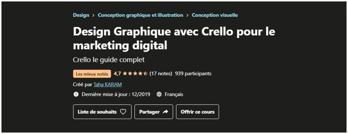 formation en design graphique